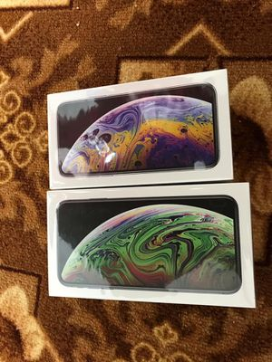 iPhone XS max 512 gb for Sale in Detroit, MI