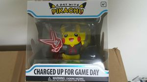 Funko Pokemon A DAY WITH PIKACHU - Charged Up For Game Day BRAND NEW for Sale in Torrance, CA