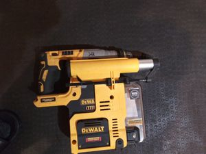 DEWALT 20-Volt MAX XR 1 in. Cordless Brushless Concrete Rotary Hammer and hepa filter vac for Sale in Portland, OR