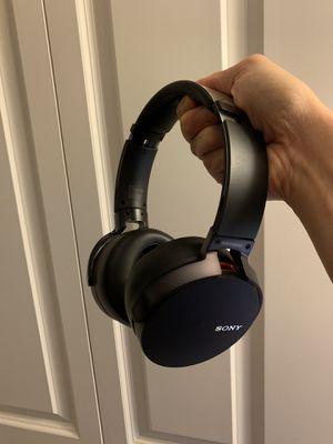 SONY XB950B1 Wireless headphones for Sale in Auburn, WA