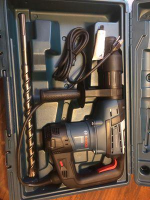 Bosch ROTARY hammer drill RH540 for Sale in Philadelphia, PA