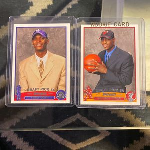 3 Basketball Rookie Cards for Sale in Gilroy, CA