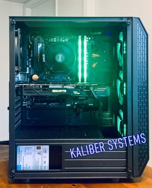Custom Gaming Computer with AMD Ryzen 5 2600X, 1060 GTX, 128GB SSD/1TB HDD for Sale in Lauderhill, FL