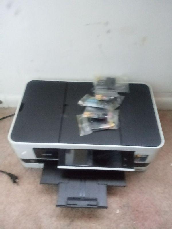 Hp printer touth screen need gone ASAP