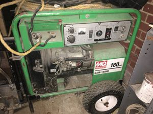 Welder multiquip for Sale in Silver Spring, MD