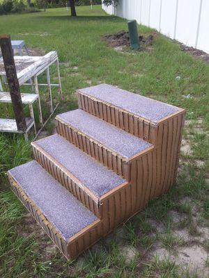 Steps for RV or trailer for Sale in Davenport, FL