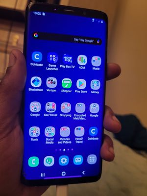 Verizon: Samsung Galaxy S9 Plus for Sale in Carson, CA