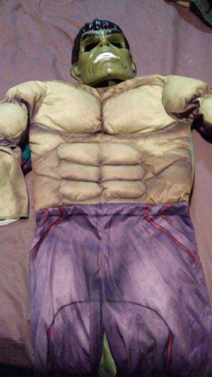 Halloween costum size medium huk for Sale in Denver, CO