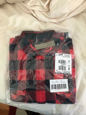 Unopened J Crew Buffalo Plaid Flannel (L) for Sale in Burke, VA