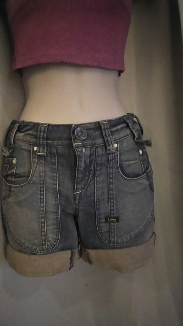 NEW SHORT Sz 0
