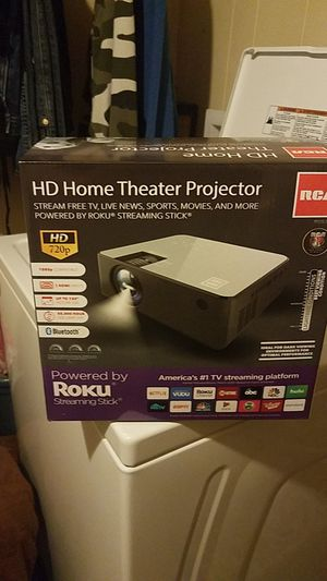 Rca home theater projector for Sale in Evansville, IN
