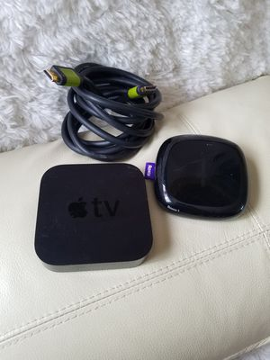 Apple TV and roku for Sale in Fort Myers, FL
