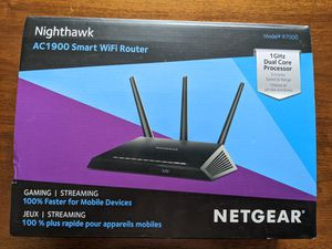 Netgear Nighthawk AC1900 WiFi Router for Sale in Alafaya, FL
