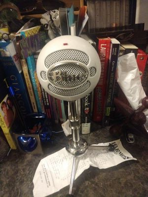 Blue Snowball Ice Microphone for Sale in Salt Lake City, UT