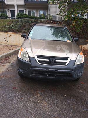 Honda CRV 2003 for Sale in Atlanta, GA