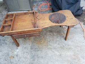 Cobblers table for Sale in Farmers Branch, TX
