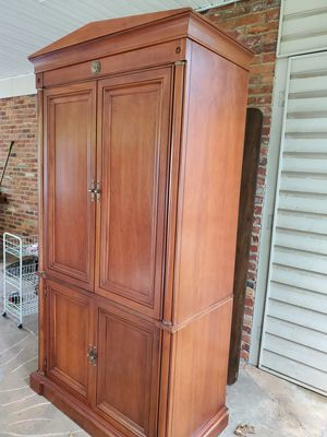 Antique TV Armoire for Sale in Rockville, MD