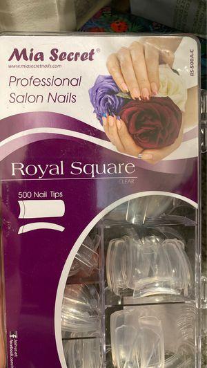 MIA secret nails for Sale in Perris, CA