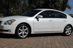 2004 Nissan Maxima for Sale in Canvas, WV