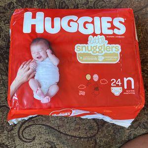 Newborn Huggies for Sale in Lynwood, CA
