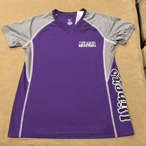 Women's Purple and Grey Medium Vipers Volleyball Jersey for Sale in Harrisburg, SD