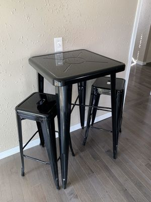 Metal Table for Sale in Bremerton, WA