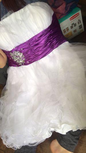 Xxl white dress for Sale in East Wenatchee, WA