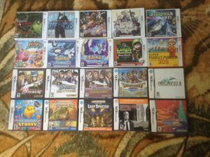 Nintendo DS & 3DS Games for Trade for Sale in Fremont, CA