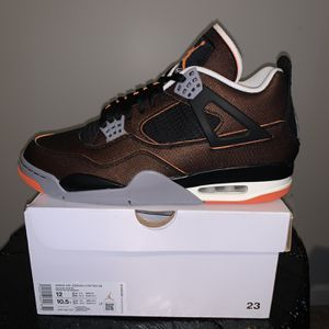 Jordan 4 Retro Starfish(W) for Sale in Raleigh, NC