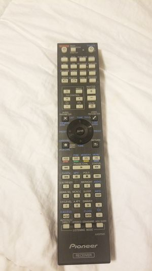Pioneer receiver remote #AXD7595 for Sale in Sugar Hill, GA