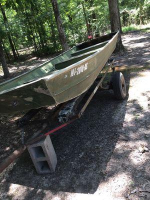 Jon boat for Sale in Brandon, MS