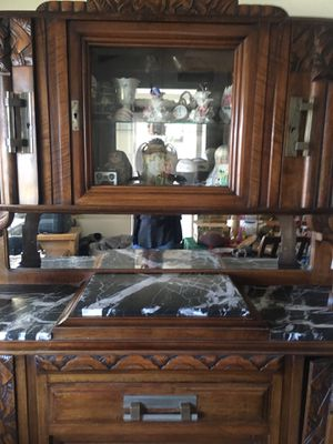 Antique French China cabinet for Sale in Phoenix, AZ
