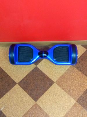 Blue hoverboard for Sale in Indianapolis, IN