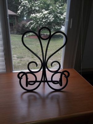 Wrought Iron Stand for Sale in East Bridgewater, MA