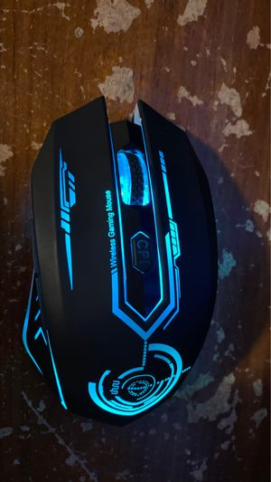Wireless gaming mouse for Sale in Port Richey, FL