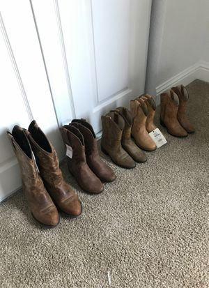 Boots for Sale in Oakley, CA