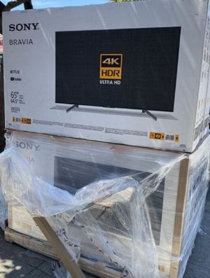"""65"""" SONY XBR UHD HDR SMART TV for Sale in Grand Terrace, CA"""