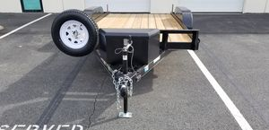 Carry-On Tandem Trailer 7X14CH1BRK for Sale in Sterling, VA