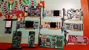 Older Computer Video Sound Modem Cards for Sale in Penndel, PA