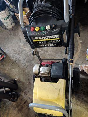 Karcher 3000 psi Honda 6HP Pressure Washer for Sale in NO HUNTINGDON, PA