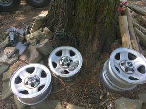 Set of 4 Jeep wheels-15 inch JP08 for Sale in Lawrenceville, GA