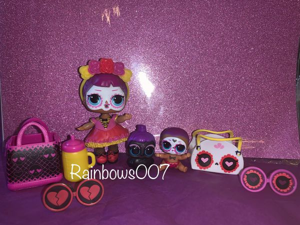 Bebe Bonita Ultra Rare Family LOL Surprise Dolls