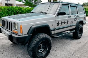 Luxuri SUV 2000 Jeep Cherokee Sport-Excelent Price 500💲 for Sale in Las Vegas, NV