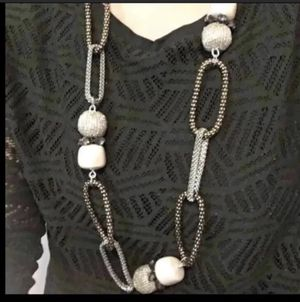 Chunky necklace fashion string for Sale in South Plainfield, NJ