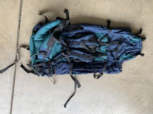 Hiking backpack for Sale in Stockton, CA