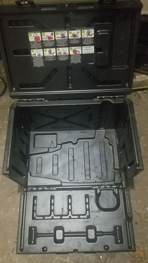 Hard case for Chainsaw for Sale in Oswego, IL