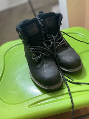 Wolverine work boots . Steel toe // water proof for Sale in Duluth, GA