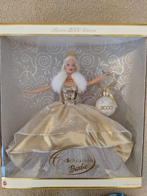 New - Holiday Barbie (year 2000) for Sale in Frederick, MD