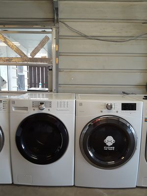 washer & dryer kenmore for Sale in Del Valle, TX
