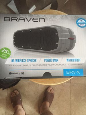 Braven BRV-X Bluetooth for Sale in Annandale, VA
